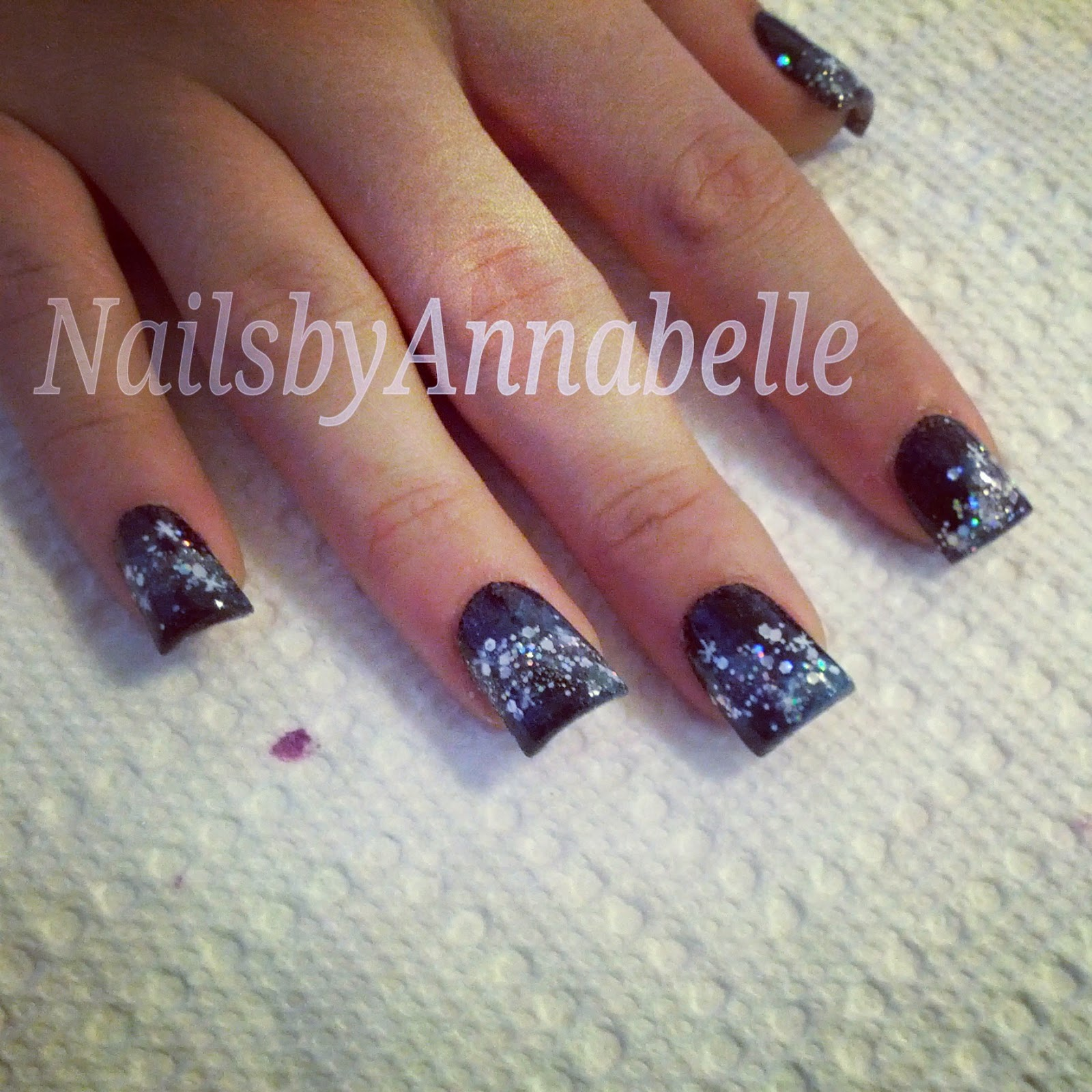 Nails, hair and beauty by Annabelle: Epic Galaxy set