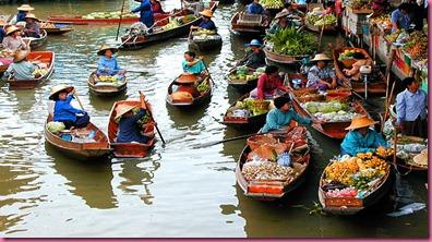 Foto Thailandia il Mercato 2