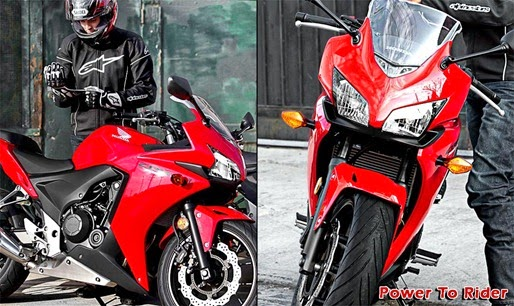 Honda CBR500R - Honda upcoming bike in 2015