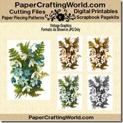 blue-white flowers ppr-vg-325