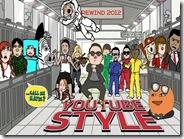 I 10 video più visti di YouTube del 2012 e quelli di maggiore tendenza: YouTube Rewind