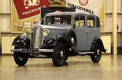 Vauxhall 1933 12 Light Six ASY