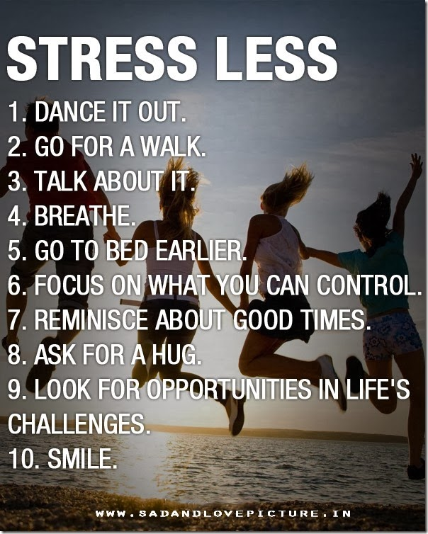 inspirational stress quotes like success