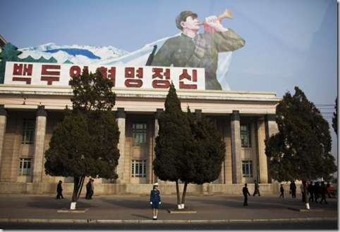 Journey into North Korea