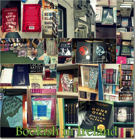 Bookish in Ireland