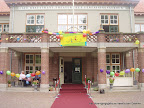 Oktobermaand Kindermaand Het Verenigingsgebouw Veenhuizen Drenthe