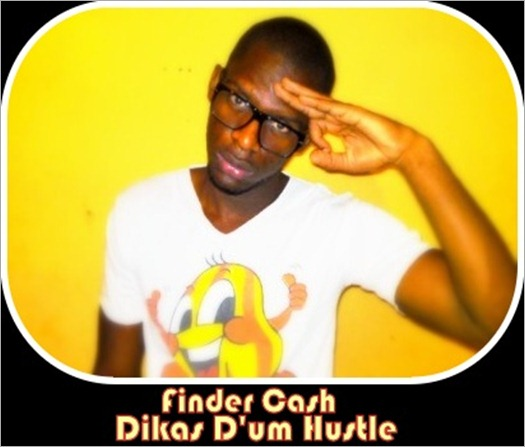 Finder cash Dikas D'm Hustle Capa