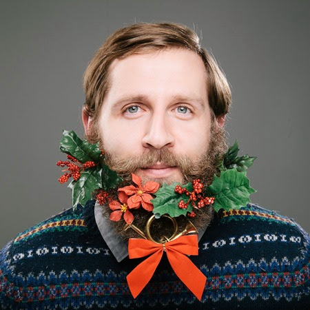 Hipster Beard for Christmas 1