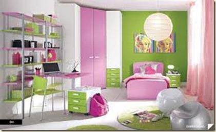 Fotos de dormitorios para niñas8
