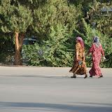 Turfan - Femmes dans la rue