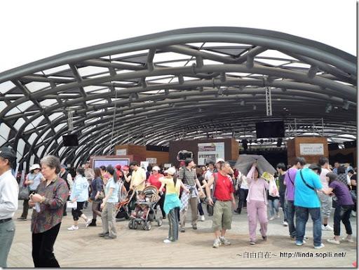 2010台北花博-舞蝶館