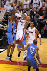 lebron james nba 120621 mia vs okc 098 game 5 chapmions Gallery: LeBron James Triple Double Carries Heat to NBA Title