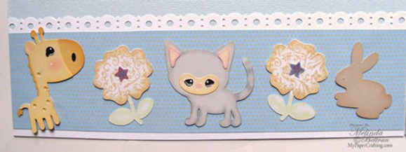 sugar spice cartridge border layout idea 500b