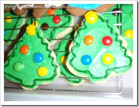 My Famous Sugar Cookies - YUM!