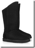 Black Sheepskin Boot