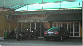 jadwal travel blogspot