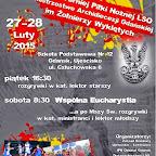 2015-02-27 Turniej KnC III miejsce szkoła średnia