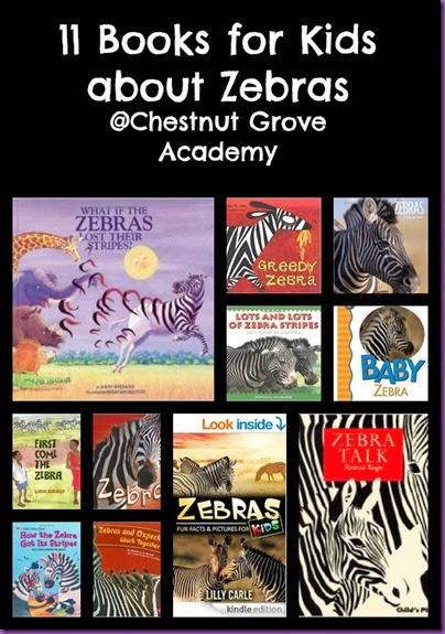 zebra books