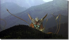 Gamera 3 Iris in the Hills