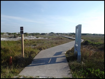 To Fort Pickens 050