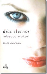 dias-eternos-libro-1-la-reina-vampira