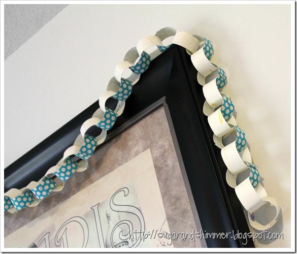 Hanukkah Paper Chain