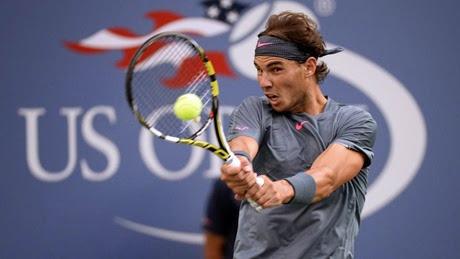 Rafa Nadal no estará en el US Open 2014