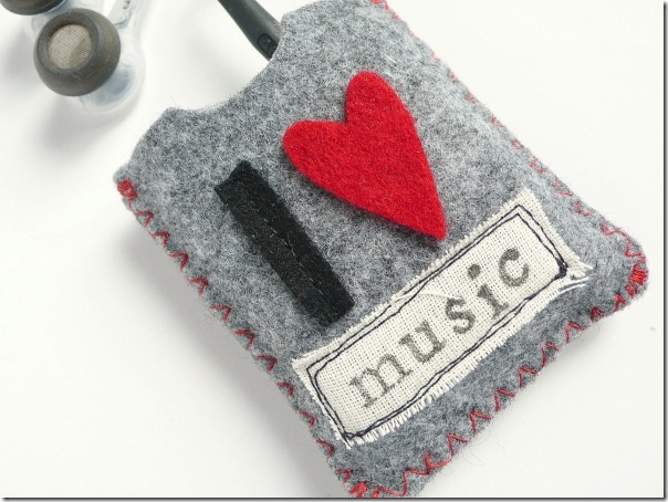 cafe creativo - sizzix big shot - ipod case felt (2)