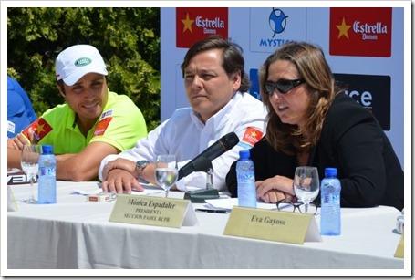 Presentado el Barcelona International Open WPT 2013. Programa de partidos.