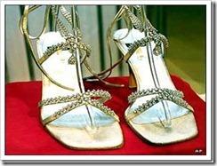 Platinum Guild Stuart Weitzman heels