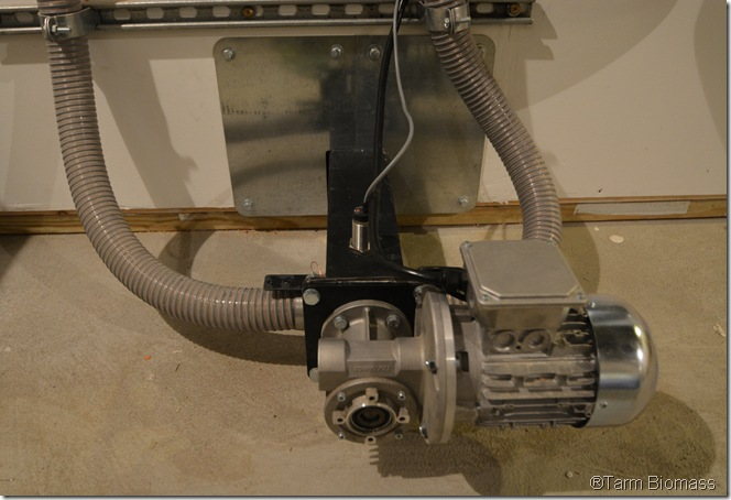 Fröling P4 Pellet Boiler Auger