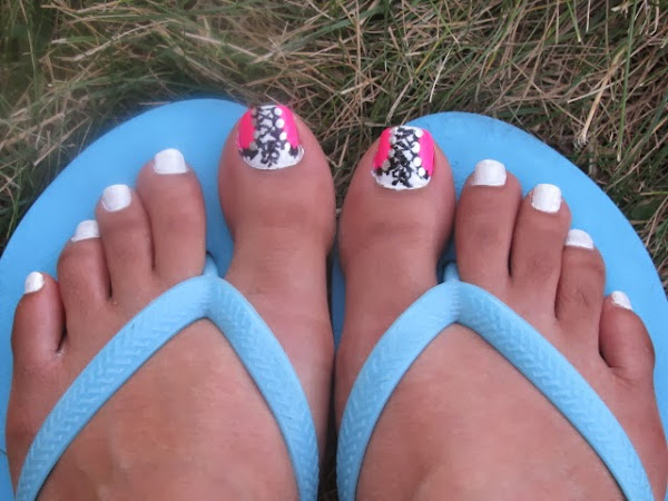 004 Big Toe Nail Designs - Big Toe Nail Designs Nail Designs, Hair Styles, Tattoos And