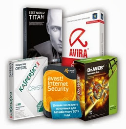 Keys for Kaspersky, ESET, Avast, Avira
