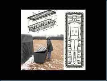 Caixões da Fema