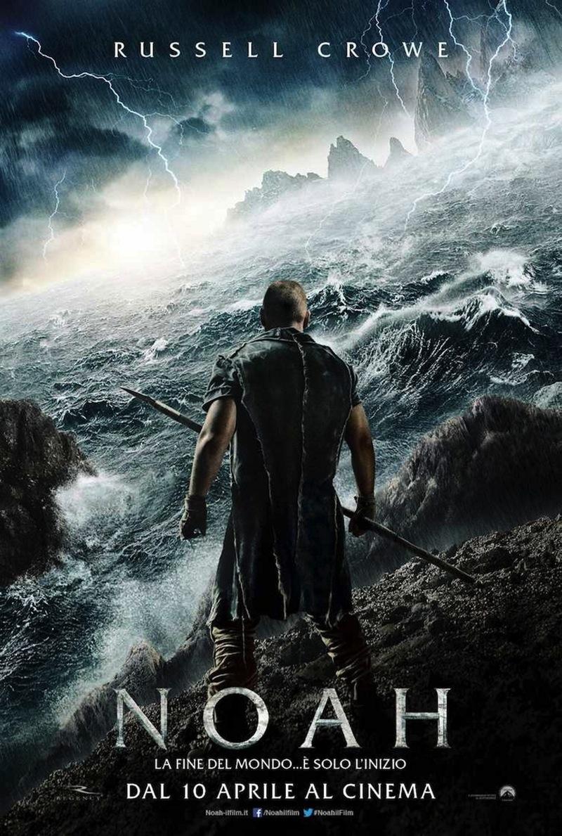 Noah poster locandina