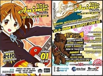 RJ - Vila Anime Music