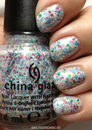 China Glaze It's A Trap-eze 4