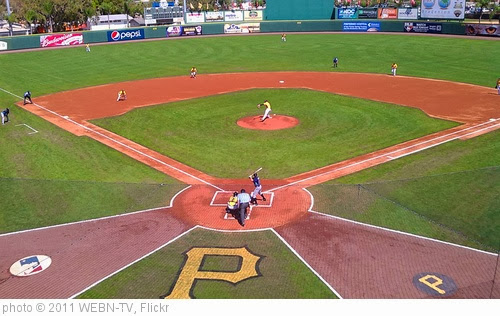 'Pirates vs. Rays' photo (c) 2011, WEBN-TV - license: http://creativecommons.org/licenses/by-nd/2.0/