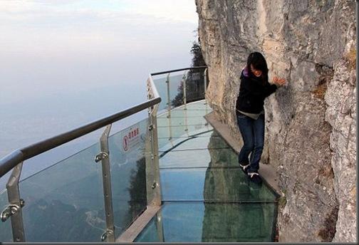 pod de sticla in china