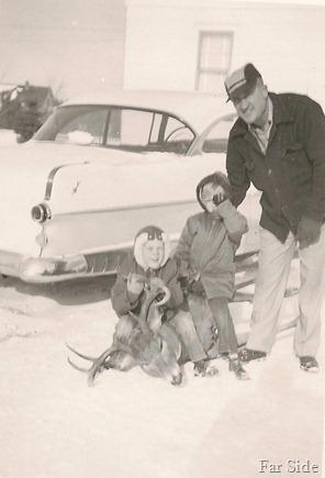 Jay Eugene and Marvin Nov 1955