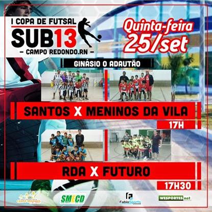 I COPA SUB13 2014 25.09