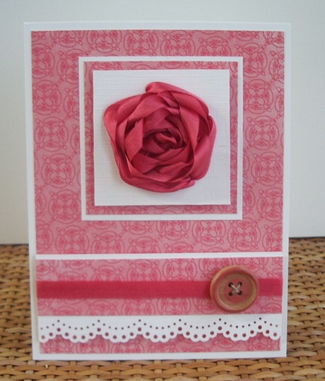 Ribbon Rose, MS Lace Border Punch, Dear Lizzy, Scrapadoodle Sample, Carla's Scraps (1)