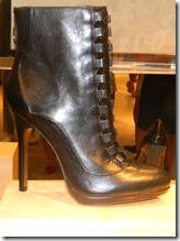 Alexandre Birman Black Bootie ShoesNBooze