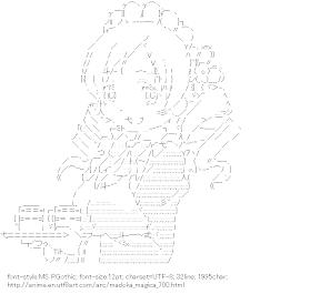 [AA]Tomoe Mami Tea (Puella Magi Madoka Magica)