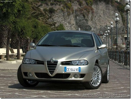 Alfa Romeo 156 2.4 JTD10
