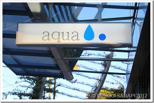 AQUA - SOUTHBANK© BUSOG! SARAP! 2012