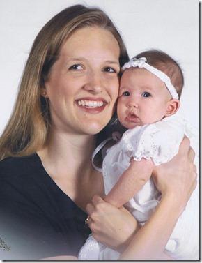 becca and mom