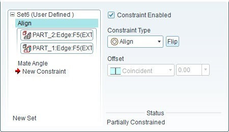 Edge-Edge-Align-Assembly-Constraint-Feature-Pro-Engineer-Creo-Axis-Axis