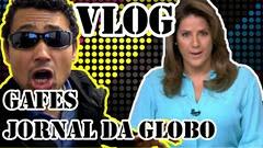 """Christiane Pelajo dá o troco e rouba chamada de William Waack no """"Jornal da Globo"""""""