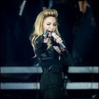 Madonna em Paris